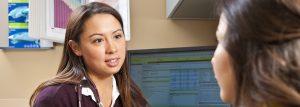 Behavioral Health - Doctor Speaking to Customer Owner