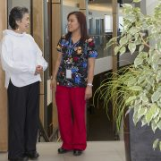 Doctor Speaking to Customer-Owner