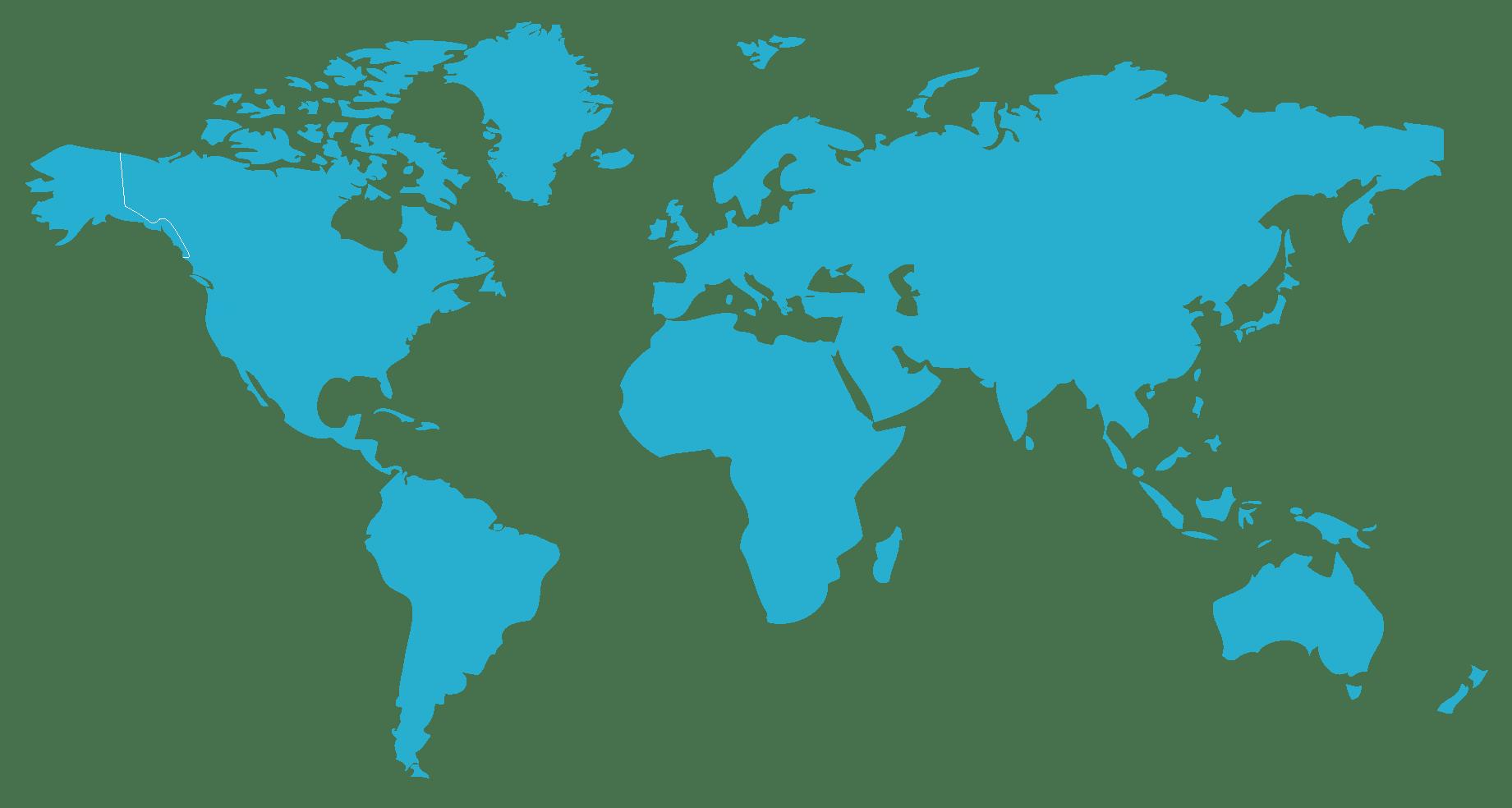 Testimonials Map