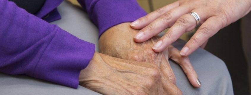 Women's hands