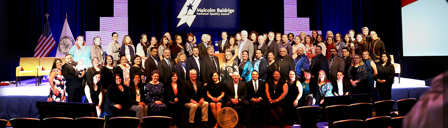 Southcentral Foundation Receives Second Malcolm Baldrige Award