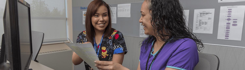 Integrated primary care team training