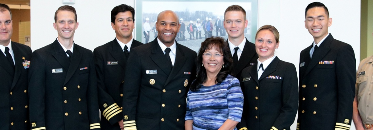 Surgeon General visits Southcentral Foundation